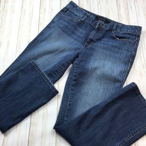 Calvin Klein Slim Boot Jeans Size 12